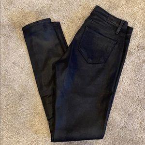 PAIGE Denim - Verdugo Ultra Skinny Coated Jeans